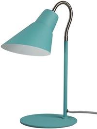 Wild Wood Gooseneck Lamp - French Blue
