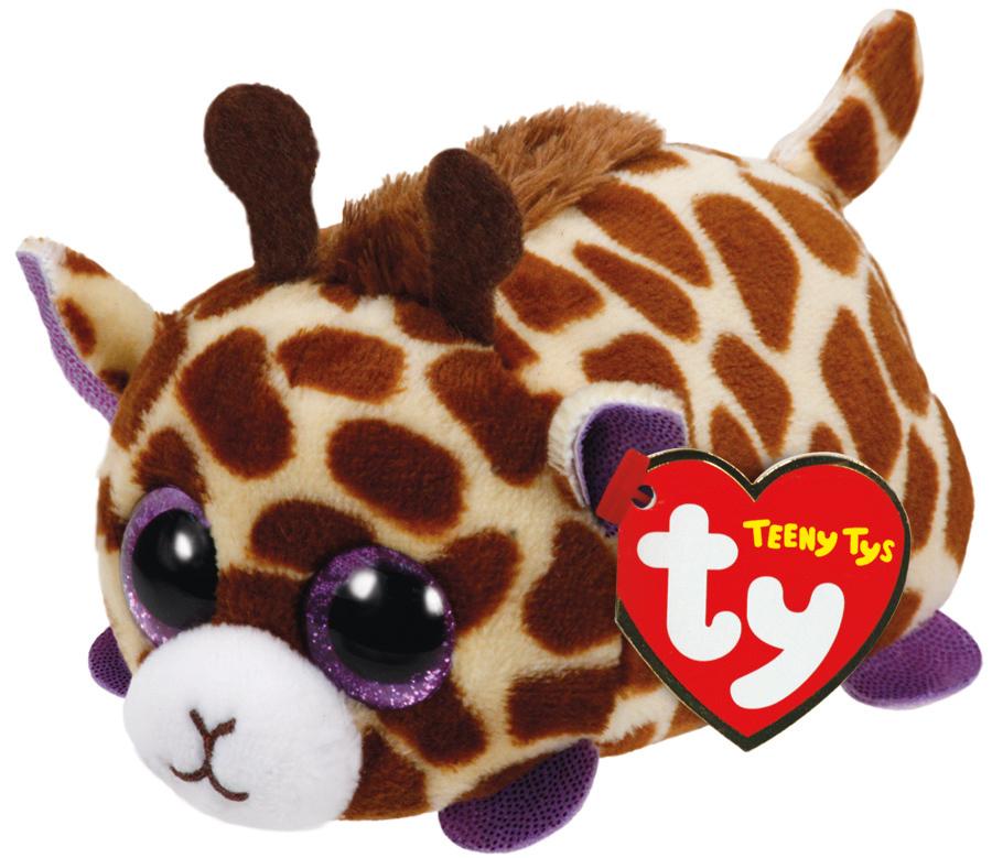Ty Teeny Mabs Giraffe image