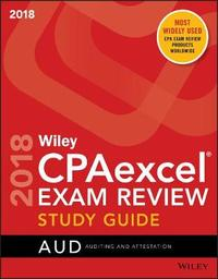 Wiley CPAexcel Exam Review 2018 Study Guide by Wiley