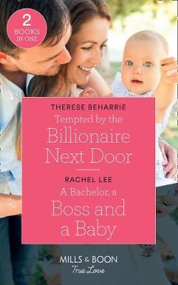 Tempted By The Billionaire Next Door by Therese Beharrie image