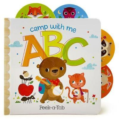 Camp with Me Abc's by Rufus Downy image