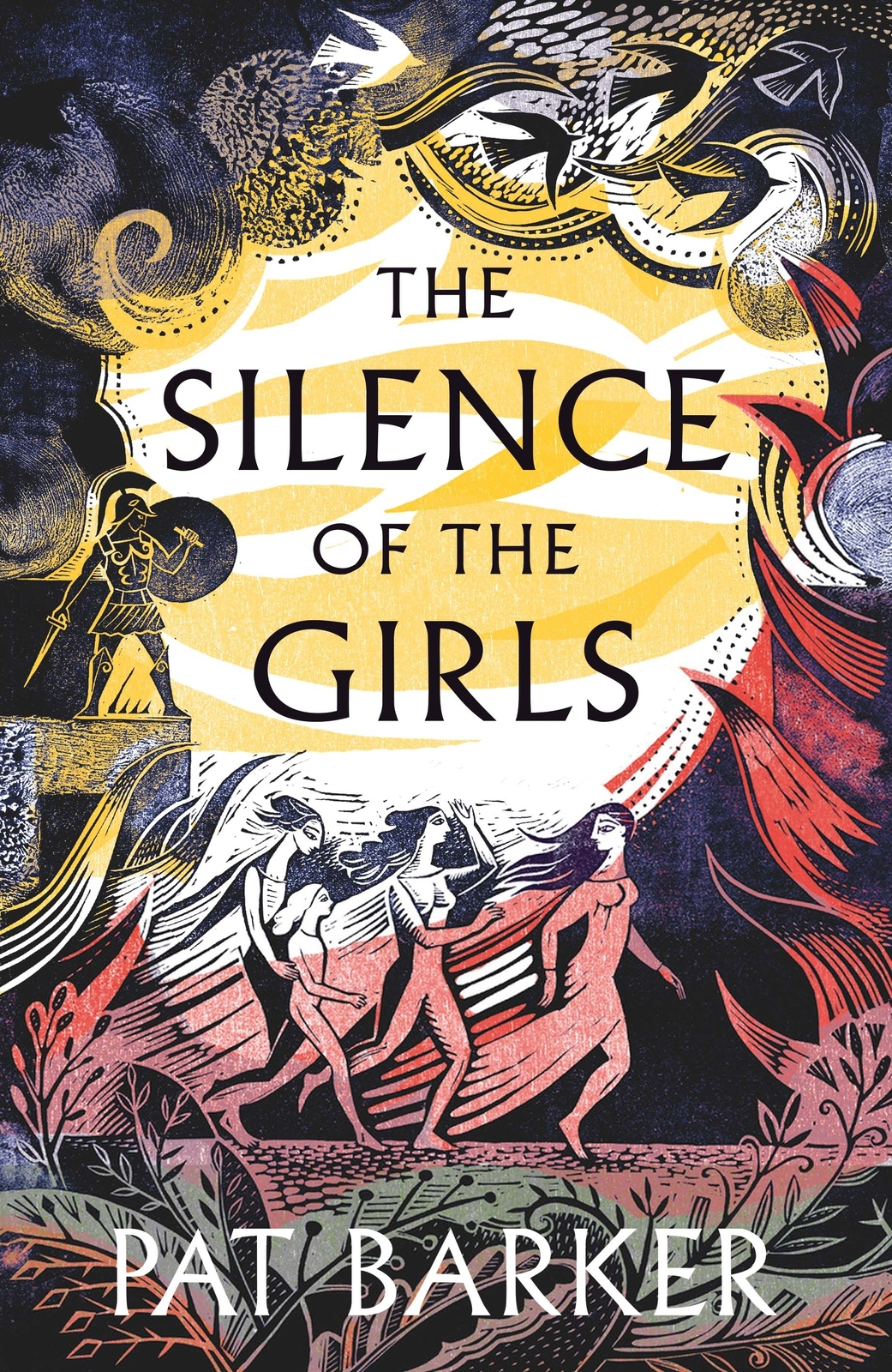 The Silence of the Girls by Pat Barker image