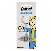 "Fallout ""Vault-Tec"" Keychain"