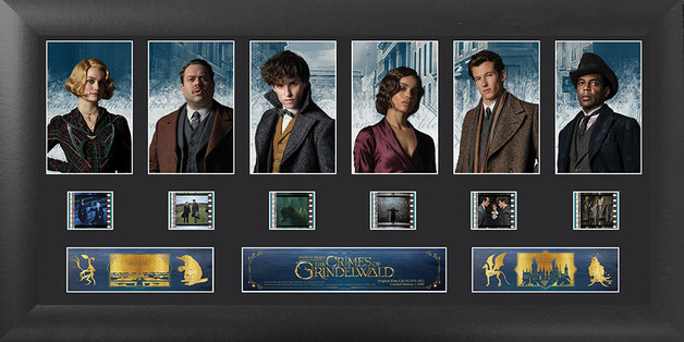 FilmCells: Montage Frame - Fantastic Beasts 2 (Character Deluxe)