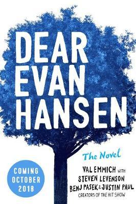 Dear Evan Hansen by Val Emmich