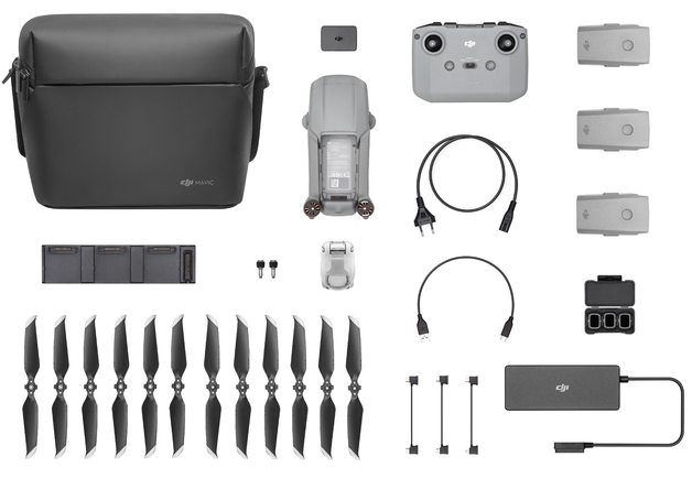 DJI Mavic Air 2 Fy More Combo Drone