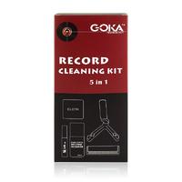 Goka: Vinyl Record Care Set (5 in 1)