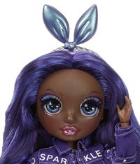 Rainbow High: Indigo Fashion Doll - Krystal Bailey