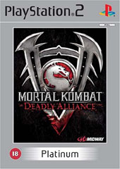 Mortal Kombat: Deadly Alliance for PS2