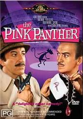 The Pink Panther: Pink Panther on DVD
