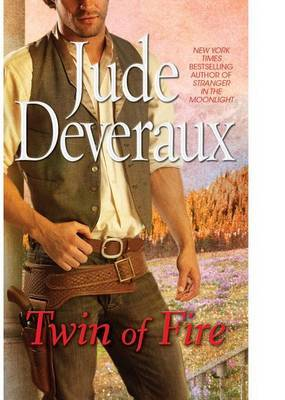 Twin of Fire by Jude Deveraux image