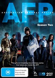 Australian Federal Police: Frontline - Season 2 on DVD