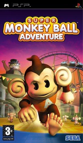 Super Monkey Ball Adventure for PSP