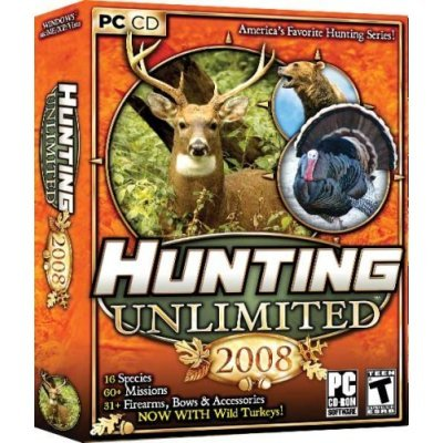Hunting Unlimited 2008 for PC Games