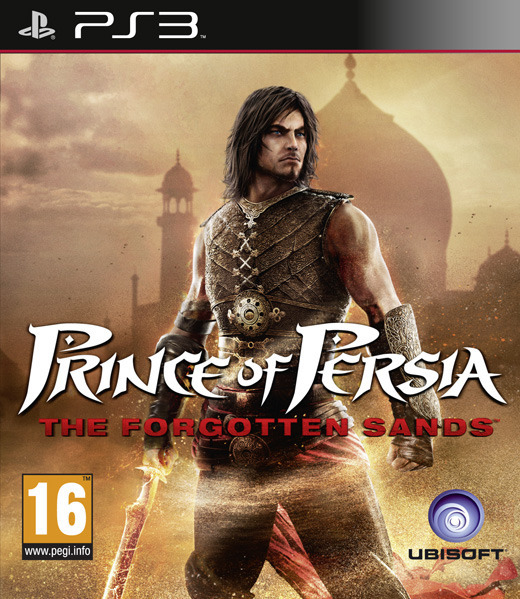Prince of Persia: The Forgotten Sands for PS3