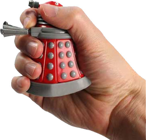 Doctor Who Drone Dalek Stress Toy
