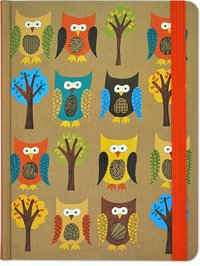 Owls Journal (Large)