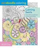 Zendoodle Coloring: Calming Swirls by Nikolett Corley