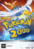 Pokemon 2000: The Power of One (Collectors Edition) DVD