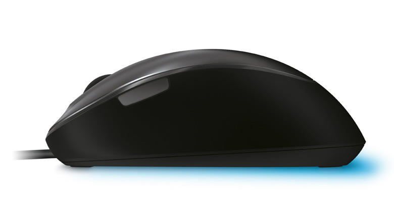 Microsoft Wired Comfort Mouse 4500 image