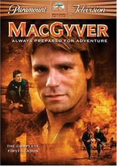 MacGyver - Complete Season 1 (6 Disc Box Set) on DVD