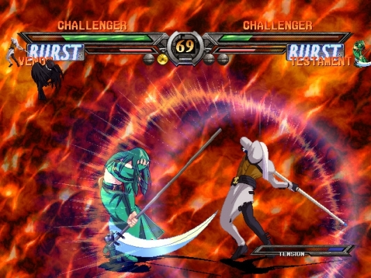Guilty Gear X2: The Midnight Carnival #Reload for PC Games image