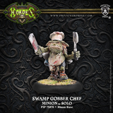 Hordes: Minions Minions Swamp Gobber Chef Solo Unit