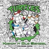 Kickin' it Old School Coloring Book by Random House