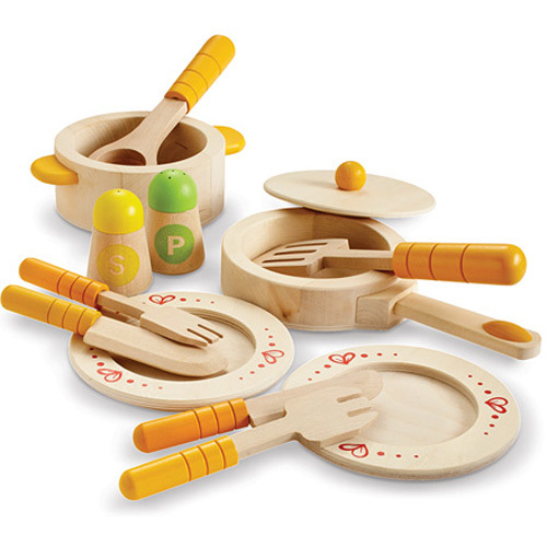 Hape gourmet kitchen starter set toy at mighty ape nz for Kitchen set nz
