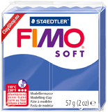 Staedtler Fimo Soft Modelling Clay Block - Brilliant Blue (56g)