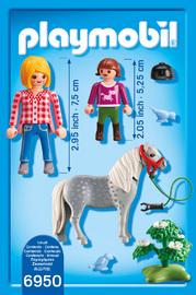 Playmobil: Pony Walk image