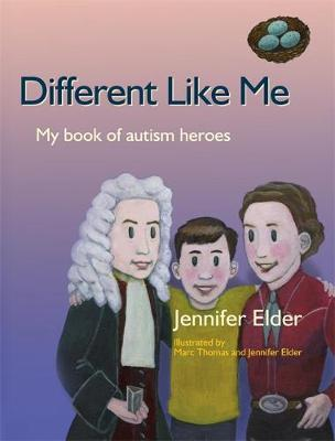 Different Like Me by Jennifer Elder image