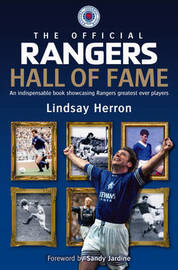 Official Rangers Hall of Fame by Lindsay Herron image