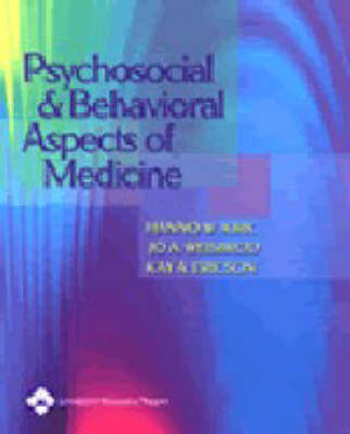 Psychosocial and Behavioral Aspects of Medicine by Hanno W. Kirk image