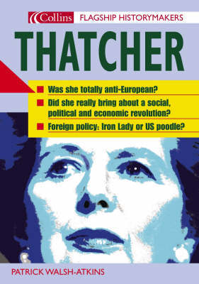 Thatcher by Patrick Walsh-Atkins