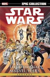 Star Wars Legends Epic Collection: The Original Marvel Years Vol. 3 by Archie Goodwin