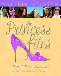 The Princess Files by Valerie Wilding image