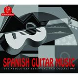 Spanish Guitar Music - The Absolutely Essential Collection (3CD) by Various