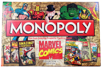Monopoly: Marvel Comics Edition image
