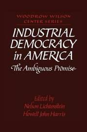 Industrial Democracy in America