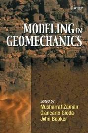 Modeling in Geomechanics by Musharraf Zaman image