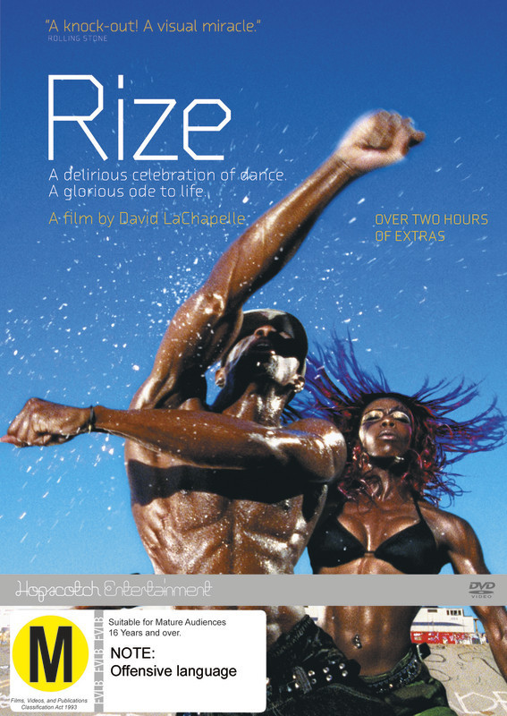 Rize on DVD