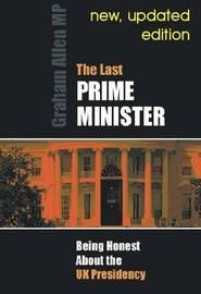 Last Prime Minister by Graham Allen image