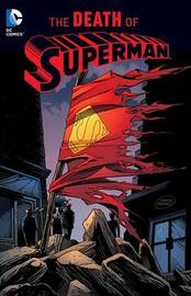 Superman The Death Of Superman TP New Ed by Jerry Ordway