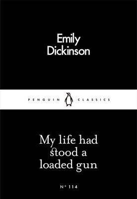 My Life Had Stood a Loaded Gun by Emily Dickinson image