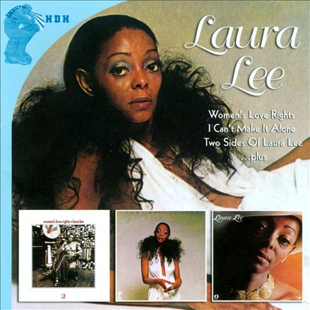 Womans Love Rights / Two Sides Of Laura Lee (2 CD Set) by Laura Lee image
