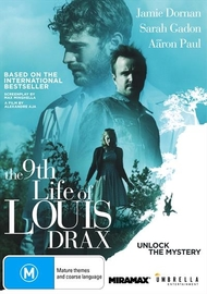 The 9th Life of Louis Drax on DVD