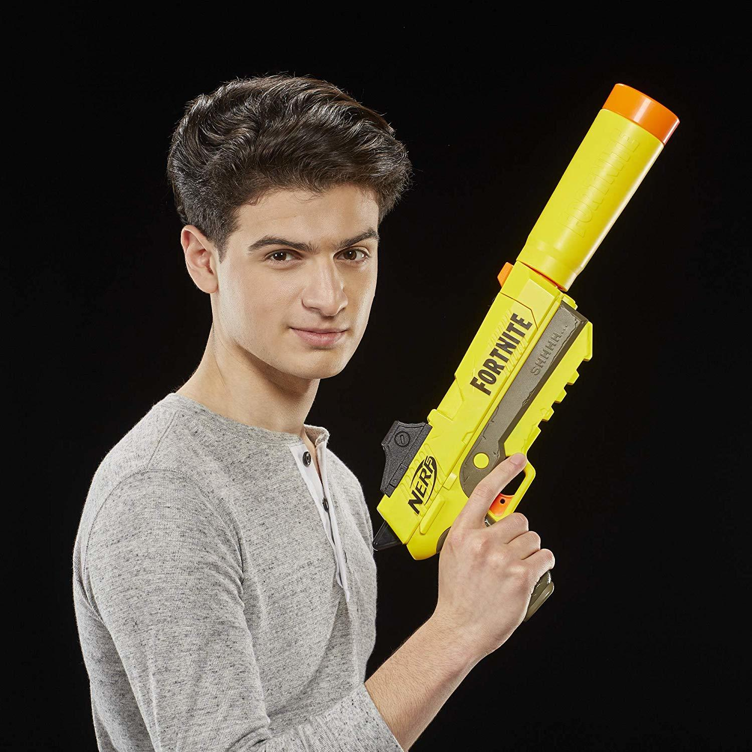 Nerf Fortnite: Elite Dart Blaster - SP-L image