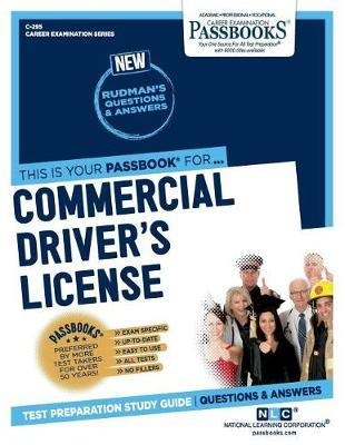 Commercial Driver's License (CDL) by National Learning Corporation image