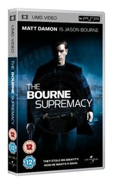 The Bourne Supremacy for PSP image